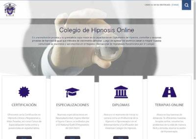 Campus Colegio de Hipnosis Online